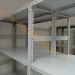 металлический архивный стеллаж