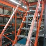мезонинная платформа для склада