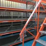 мезонинные конструкции для склада